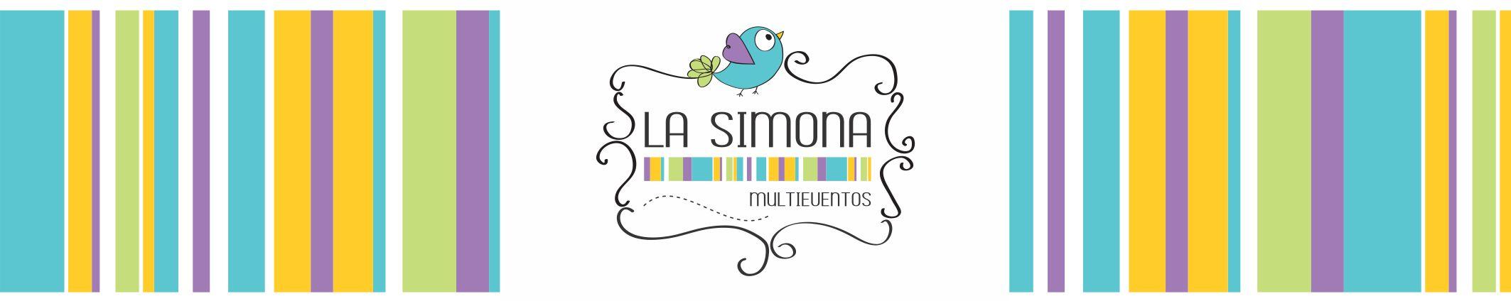 Logotipo La Simona Multieventos
